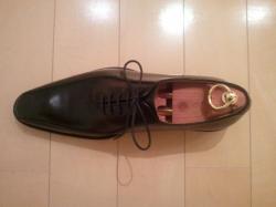 リーガルの靴とシューキーパー