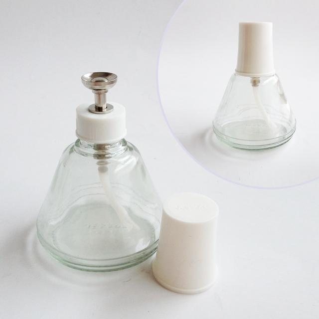 ガラス製ハンドラップ